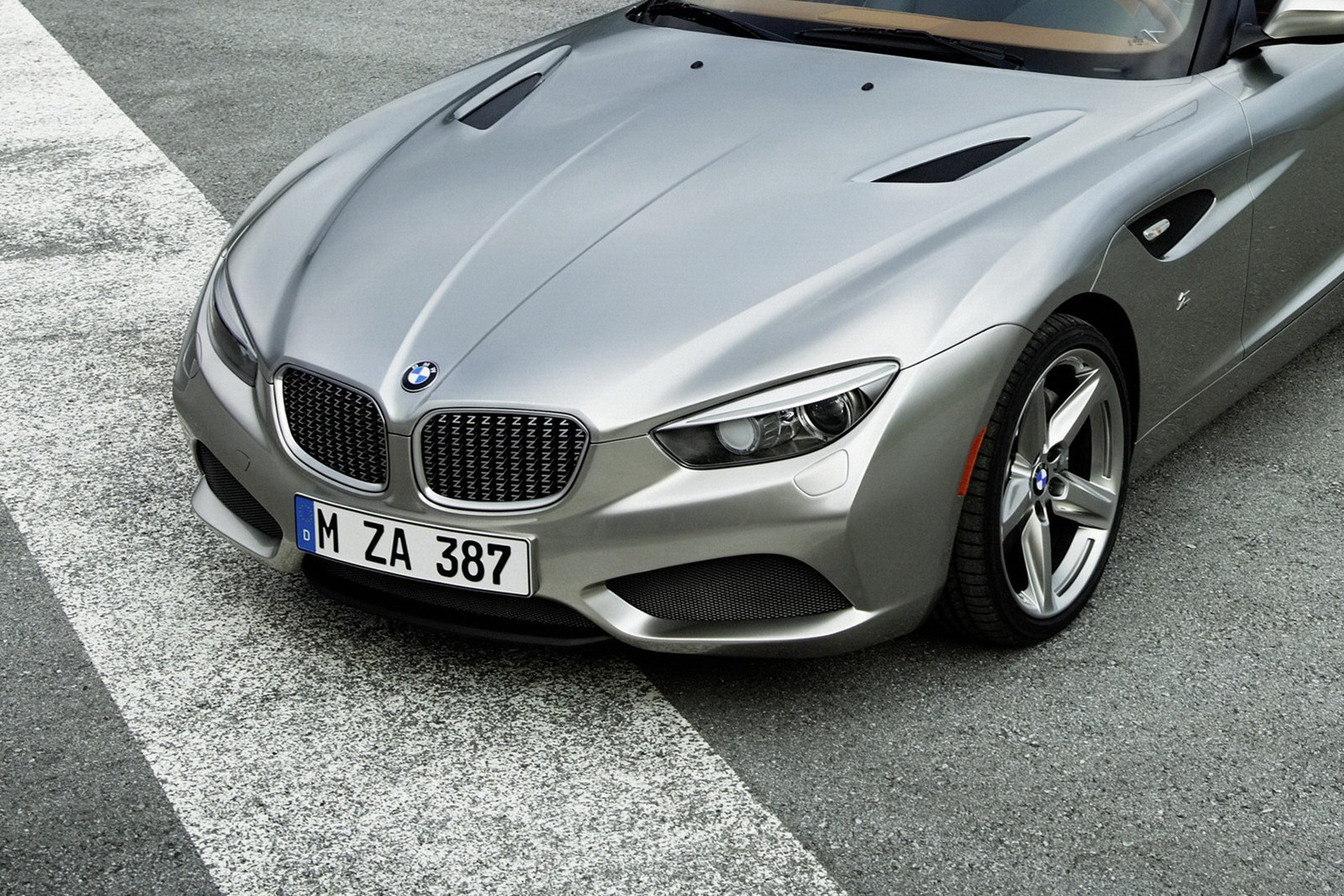 Bmw Zagato Roadster Ps Garage Automotive Design