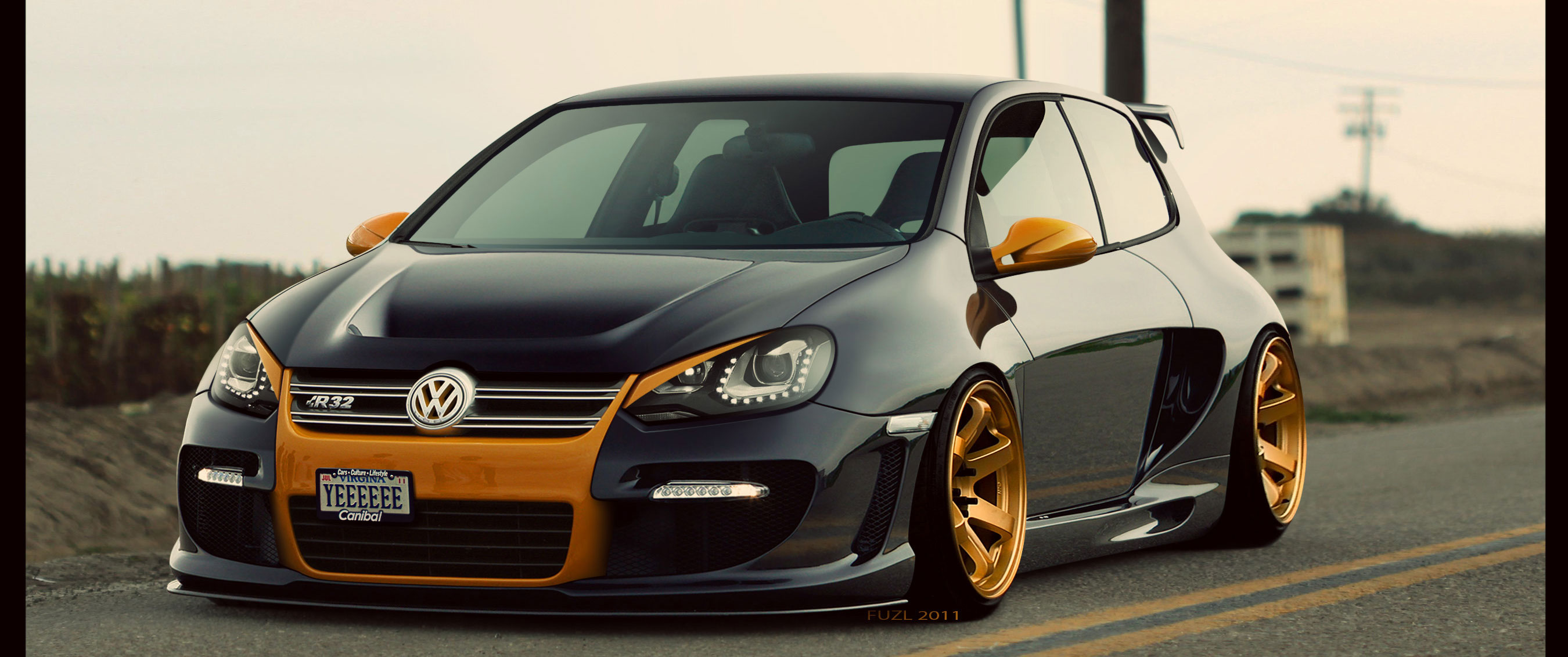 Vwvortex Com Wide Body Kit