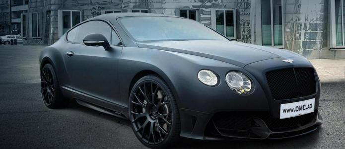 DMC Bentley Continental GT DURO, China Edition