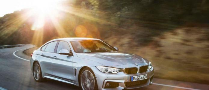 BMW 4 Series GranCoupe
