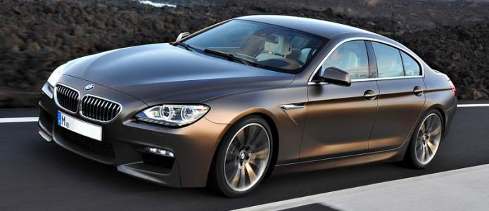 Ps-Garage BMW M6 Gran Coupe Speculative
