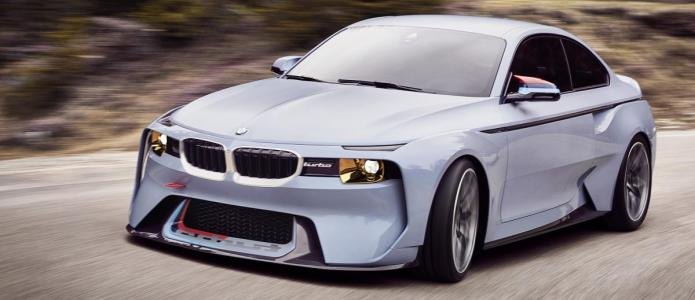 BMW 2002 Turbo Hommage
