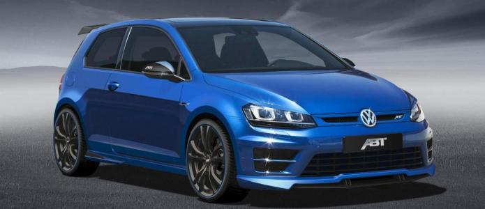Volkswagen Golf R by ABT