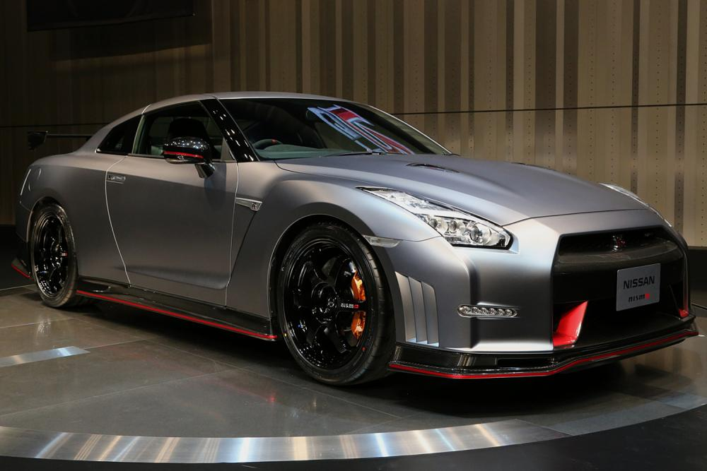 nissan gt r nismo with n attack package ps garage. Black Bedroom Furniture Sets. Home Design Ideas