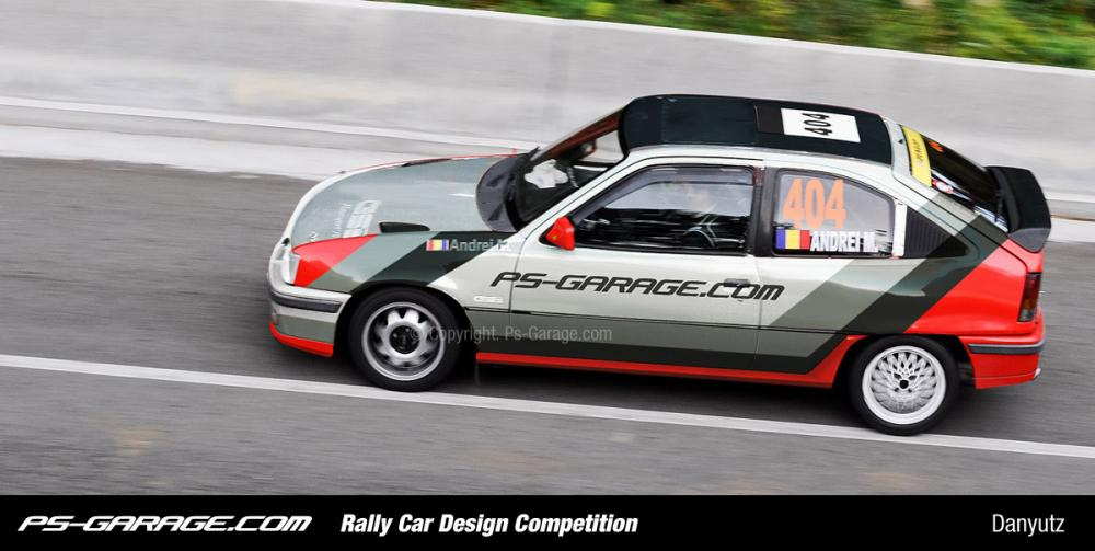 Toyota Glanza rally car livery by javieroquendodesign on ... |Rally Cars Design