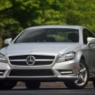 2015 Mercedes-Benz CLS Class Nine-Speed Transmission