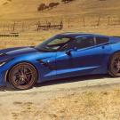 Chevrolet Corvette Stingray C7 on HRE S107