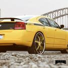 Dodge Charger on DUB Wheels Payback