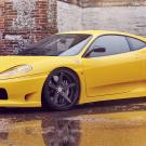 Ferrari 360 Modena on ISS Forged Wheels KS-5
