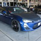 Loganbuilt - Microcarmag Scion FR-S at SEMA 2012. Design rendering by Matthew La
