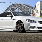 BMW 6-Series on Niche Road Wheels Apex