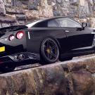 Nissan GTR on ISS Forged Wheels Complex-5 Spec-A