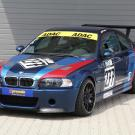 BMW M3 CSL by Reil Performance front view
