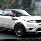 2014 Range Rover Evoque Speculative