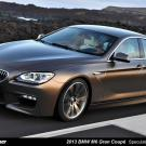 BMW M6 Gran Coupe Speculative