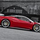 Ferrari 458 Italia by Kahn Design side