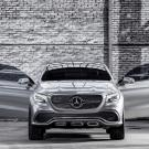 Mercedes Benz Concept Coupe SUV