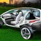 Mercedes-Benz Vision Golf Cart