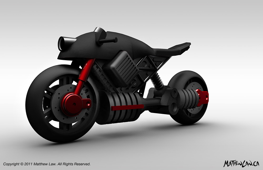 motorcycle design on - photo #33