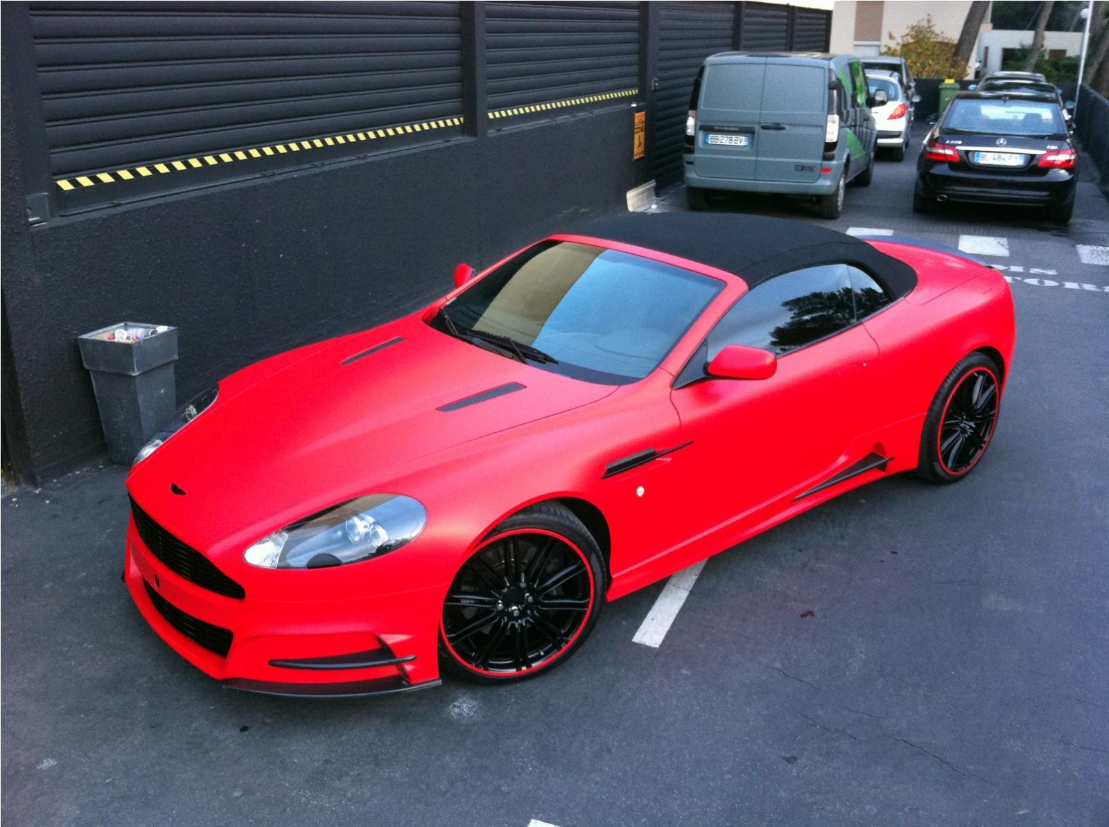 mansory aston martin dbs car wrapping ps garage. Black Bedroom Furniture Sets. Home Design Ideas