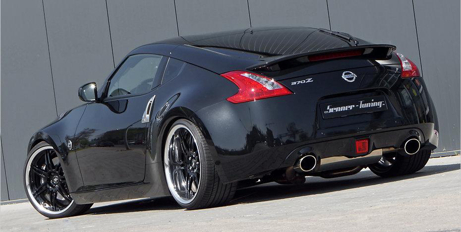 nissan 370z by senner tuning ps garage automotive design. Black Bedroom Furniture Sets. Home Design Ideas