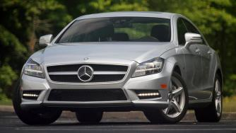 First US Car To Have A Nine-Speed Transmission: 2015 Mercedes-Benz CLS Class