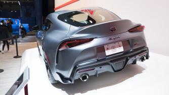 2019 Canadian International Auto Show - 2020 Toyota Supra