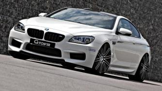 BMW M6 Coupe F13 by G-Power