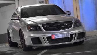 Brabus Bullit by GAD-Motors