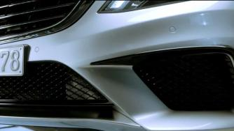 AMG Mercedes S63 - first look