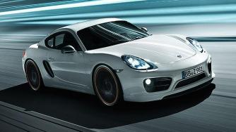 Porsche Cayman S by TechArt