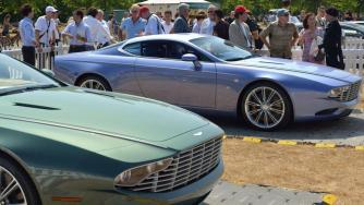 Zagato DBS Coupe and DB9 Spyder