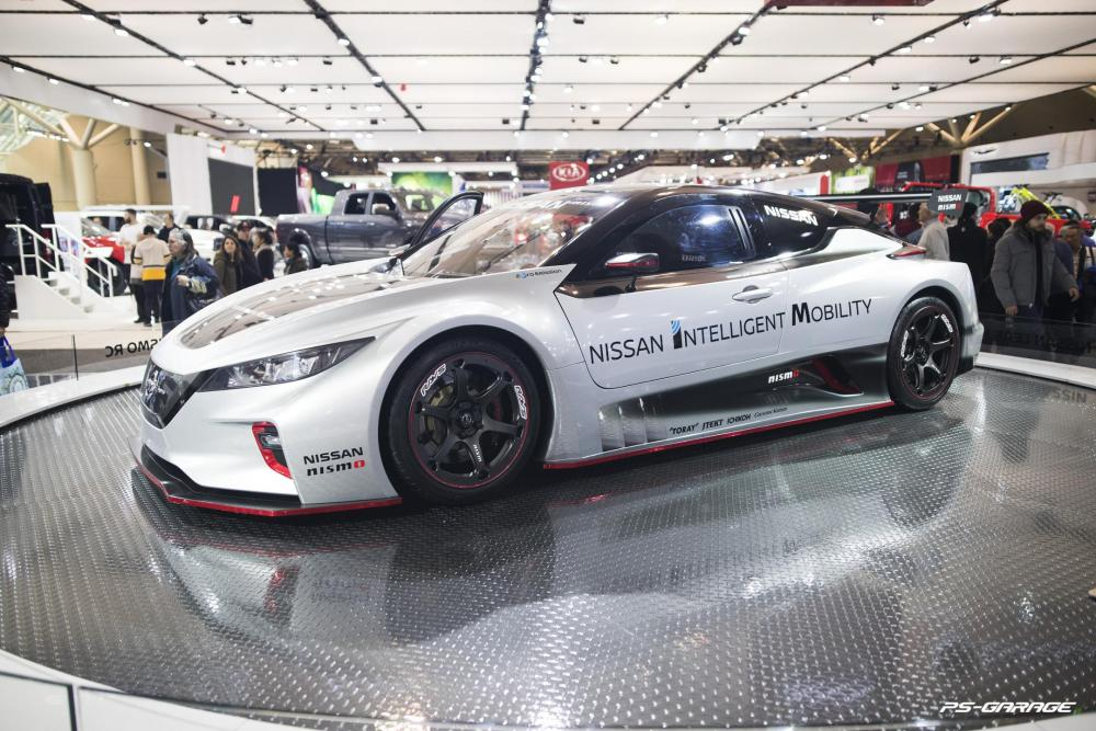 2019 Canadian International Auto Show - Nissan Leaf Nismo RC Concept