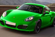 2013 Porsche Cayman Speculative Render Spyshot Leak