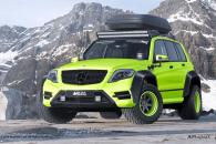 2015 ML24 Mercedes-Benz GLK X204 Wide Body Kit