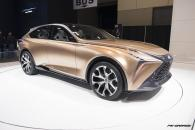 2019 Canadian International Auto Show - Lexus LF-1 Limitless Concept